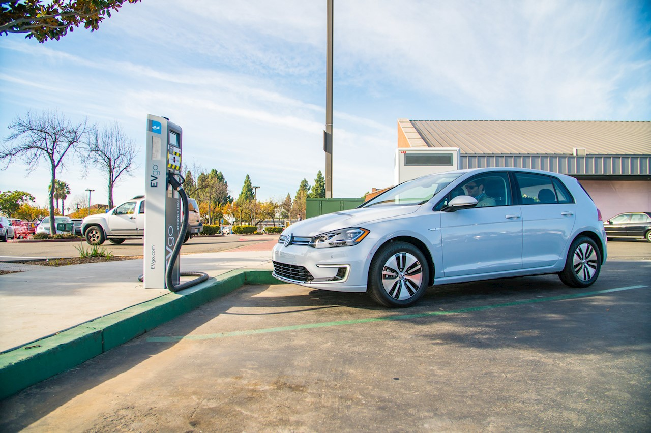 EVgo is largest network of public electric vehicle (EV) fast charging stations in the U.S.A