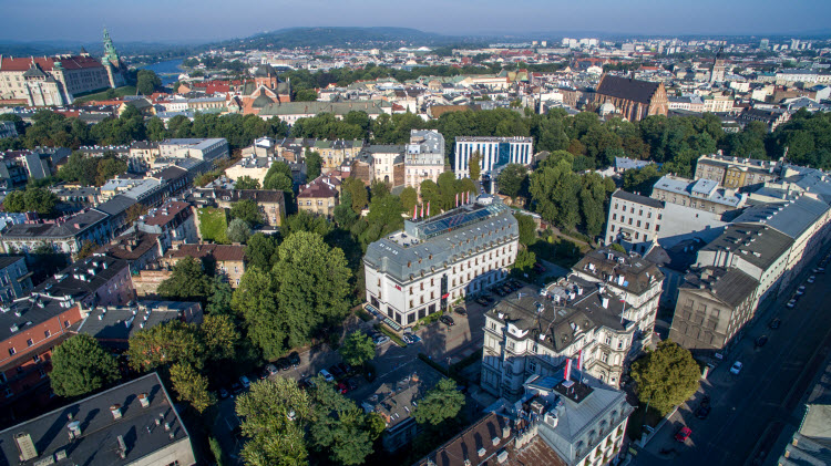 Krakow,  Poland, has transformed itself into a leading hub for research and technology